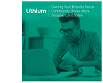 Lithium communities drive 12x more sales than all other social channels combined.