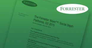 Forrester: Wave for Social Depth Platforms