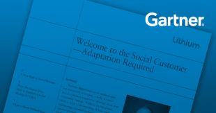 Gartner: Welcome to the Social Customer - Adaptation Required