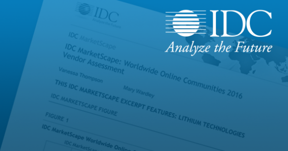 IDC MarketScape for Online Communities, 2016