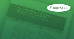 Lithium als Leader im Forrester Wave™: Social Media Management Solutions, Q2 2017 Report ausgezeichnet