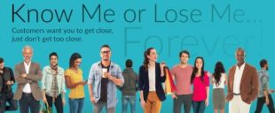 Know Me or Lose Me - Be3D Infographic