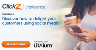 Discover how to delight your customers using social media