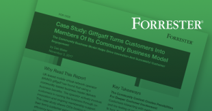 Forrester Case Study: Giffgaff Turns Customers Into Members Of Its Community Business Model